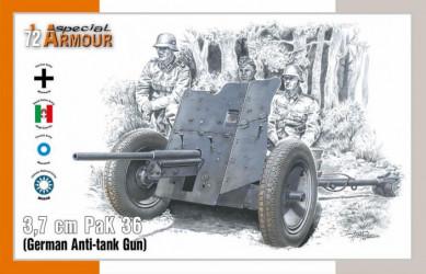 SPECIAL HOBBY 3,7 cm PaK 36...