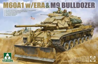 TAKOM M60A1 w/ERA&M9 BULLDOZER