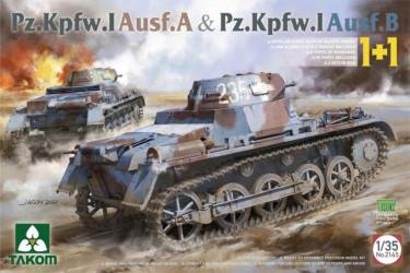 TAKOM Pz.Kpfw.I Ausf.A &...