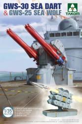 TAKOM GWS-30 SEA DART &...
