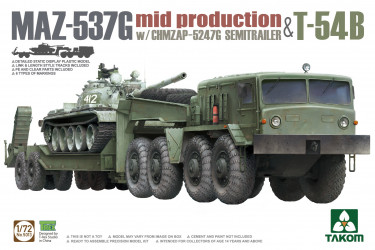 TAKOM MAZ-537G (mid) +...