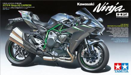 TAMIYA Kawasaki Ninja H2...