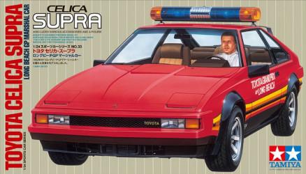 TAMIYA Toyota Celica Supra...