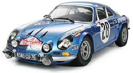 TAMIYA Alpine A110...