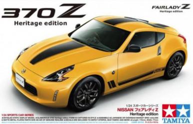 TAMIYA Nissan 370Z Heritage...