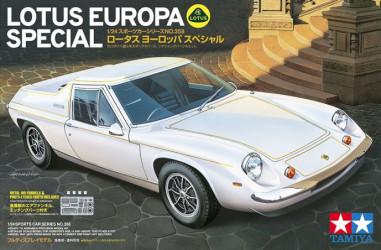 TAMIYA Lotus Europa Special