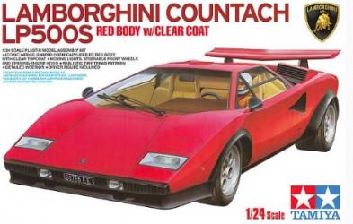 TAMIYA Lamborghini Countach...