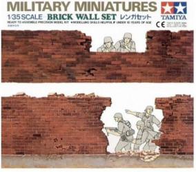 TAMIYA Brick Wall
