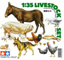 TAMIYA Livestock