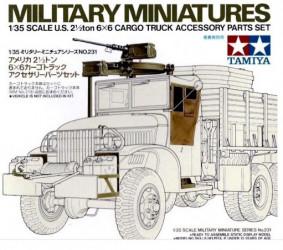 TAMIYA U. S. 2.5ton 6x6...