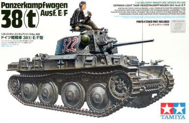 TAMIYA Pz.Kpfw.38(t) Ausf.E/F