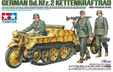 TAMIYA German Sd.Kfz.2...