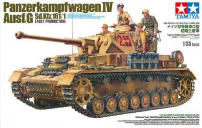 TAMIYA Pz.Kpfw.IV Ausf.G