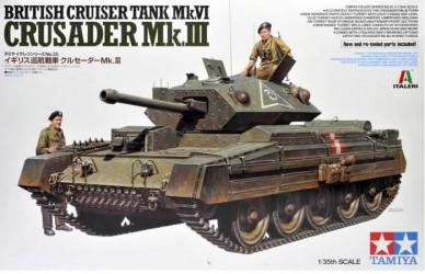 TAMIYA Crusader Mk.III