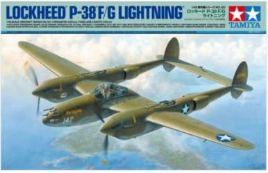 TAMIYA Lockheed P-38 F/G...