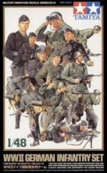TAMIYA WWII German Infantry...