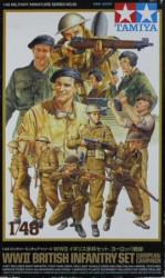 TAMIYA WWII British...