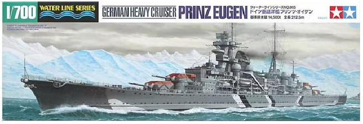 TAMIYA Prinz Eugen German...