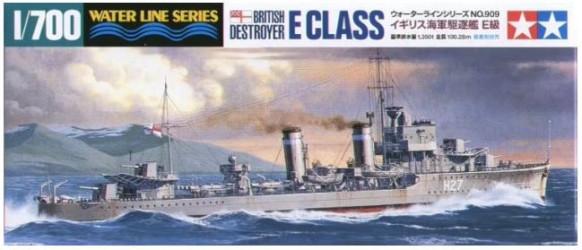 TAMIYA Destroyer E Class