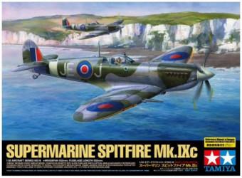 TAMIYA Spitfire Mk.IXc