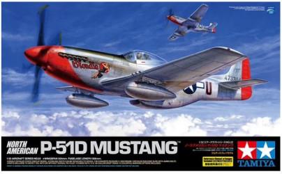 TAMIYA P-51D Mustang