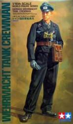 TAMIYA Wehrmacht Tank Crewman