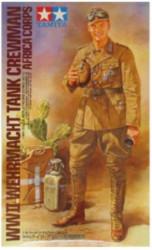 TAMIYA Wehrmacht Tank Crew...