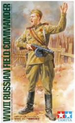 TAMIYA Russian Field Commander