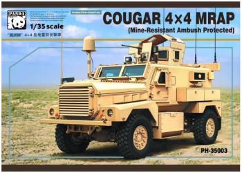 PANDA Cougar 4x4 MRAP