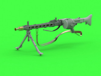 MASTER MODEL MG-42 - German...