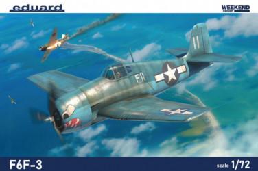 EDUARD WEEKEND ED F6F-3