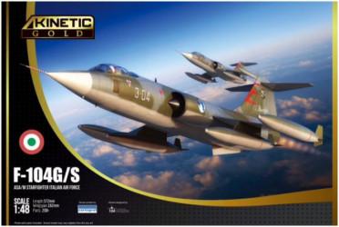 KINETIC F-104S Starfighter...