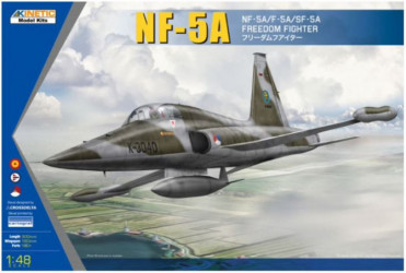 KINETIC NF-5A Freedom Fighter