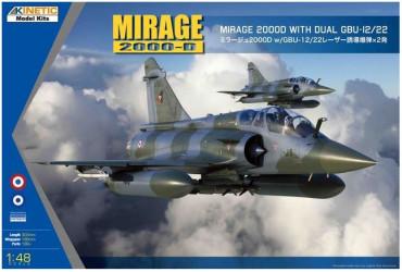 KINETIC Mirage 2000D w/...