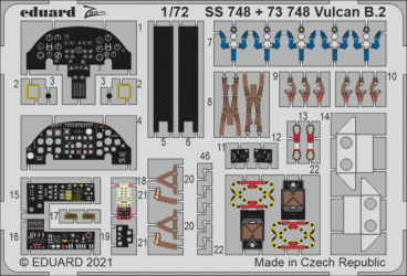 EDUARD Vulcan B.2