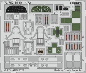 EDUARD Ki-54