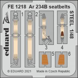 EDUARD ZOOM SET Ar 234B...