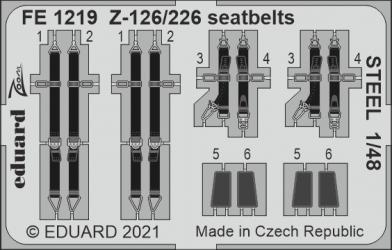 EDUARD ZOOM SET Z-126/226...