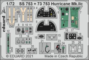 EDUARD ZOOM SET Hurricane...