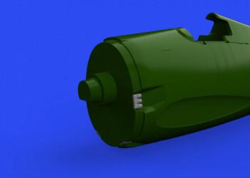 EDUARD BRASSIN F6F exhaust...