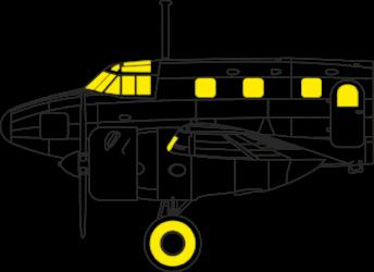 EDUARD MASK Ki-54c