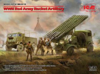ICM WWII Red Army Rocket...