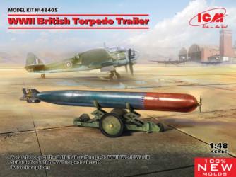ICM WWII British Torpedo...