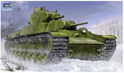 TRUMPETER Soviet T-100...