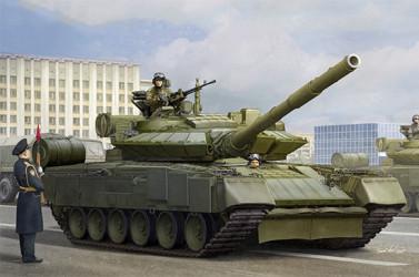 TRUMPETER Russian T-80BVM...