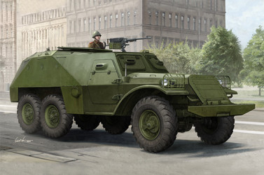 TRUMPETER Soviet BTR-152K1 APC