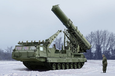 TRUMPETER Russian S-300V...