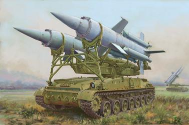 TRUMPETER Soviet 2K11A TEL...