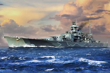 TRUMPETER Scharnhorst...