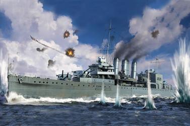 TRUMPETER HMS Cornwall